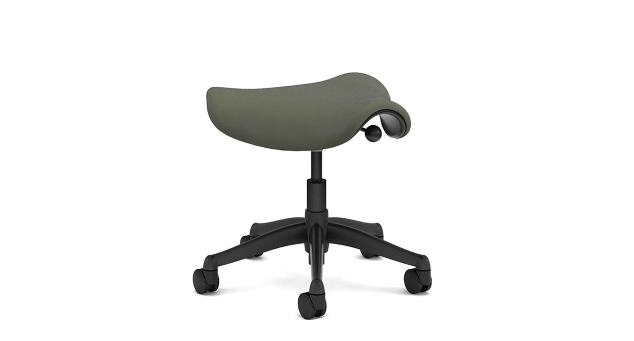 Charmant Humanscale Freedom Saddle Seats Come In A Wide Variety Of Color Options
