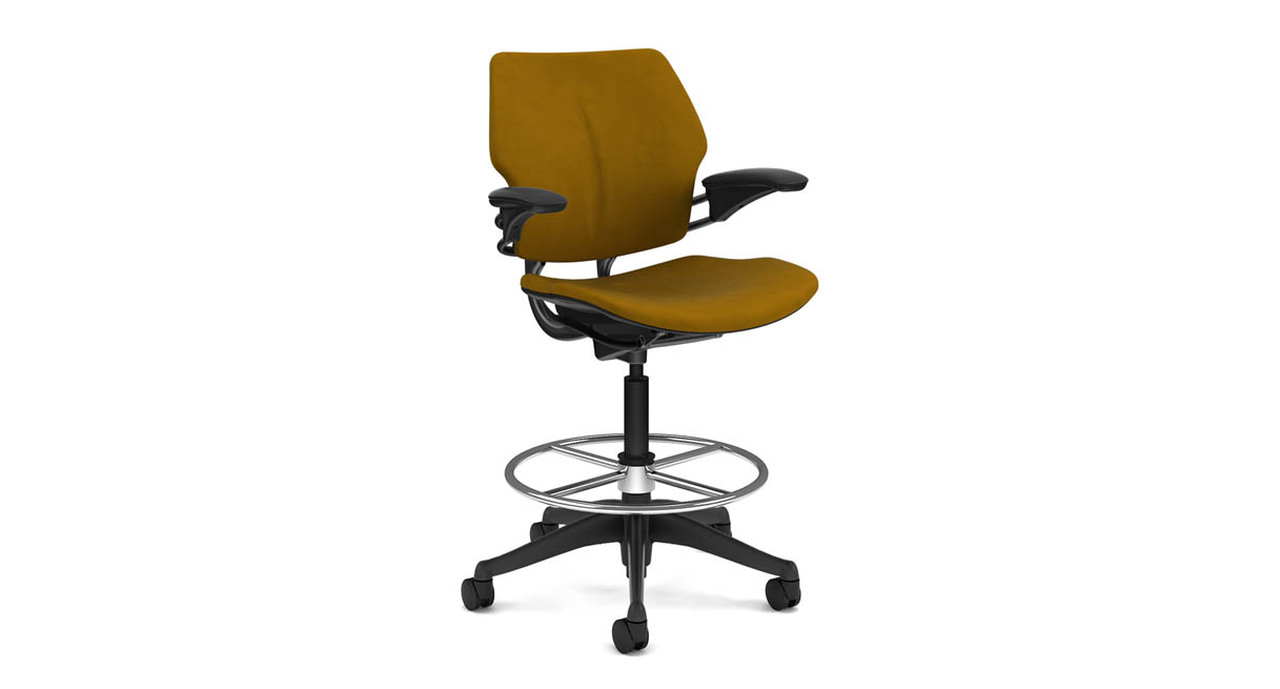 humanscale freedom drafting chair