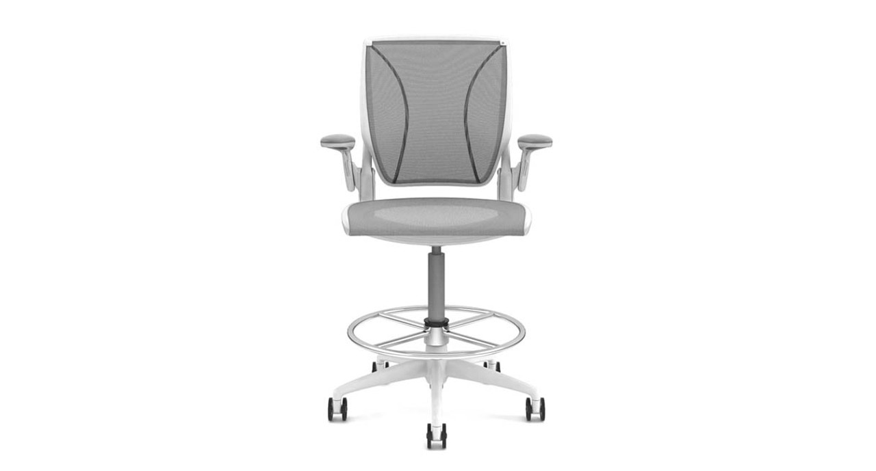 Available In An Assortment Of Fabric Or Mesh Seat Options