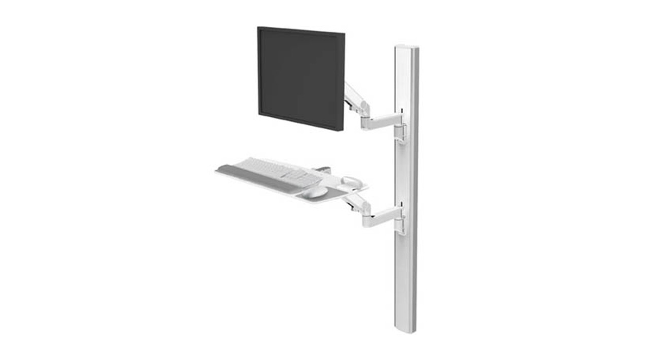 Shop Humanscale Viewpoint V6 Technology Wallstations