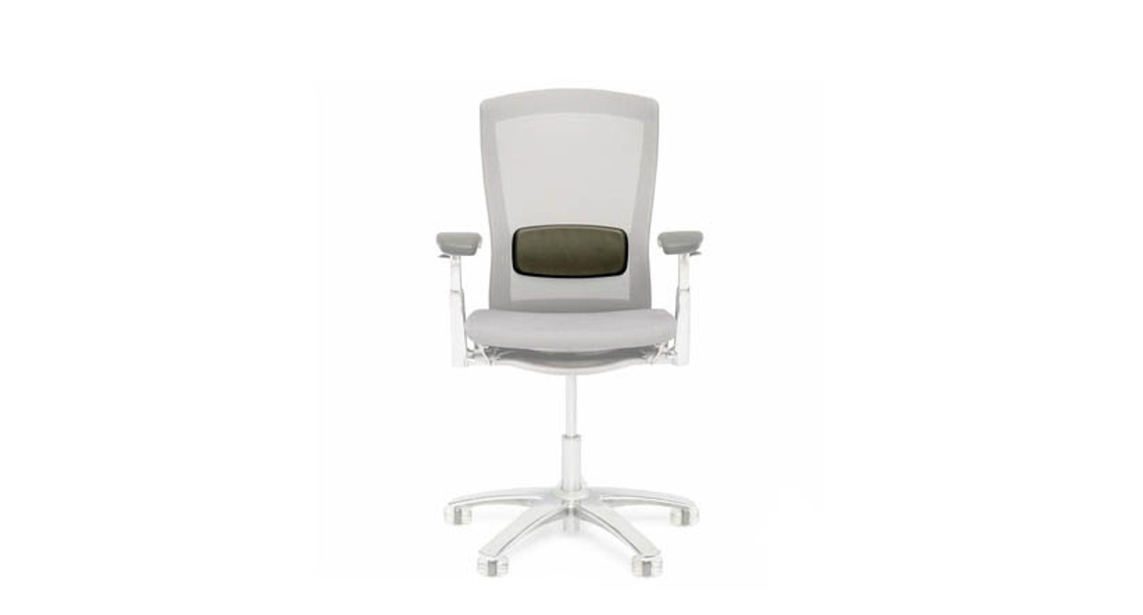 Padded foam delivers extra lumbar support and comfort to lower back  sc 1 st  The Human Solution & Knoll Life Chair Lumbar Support | Shop Knoll Ergonomic Chairs