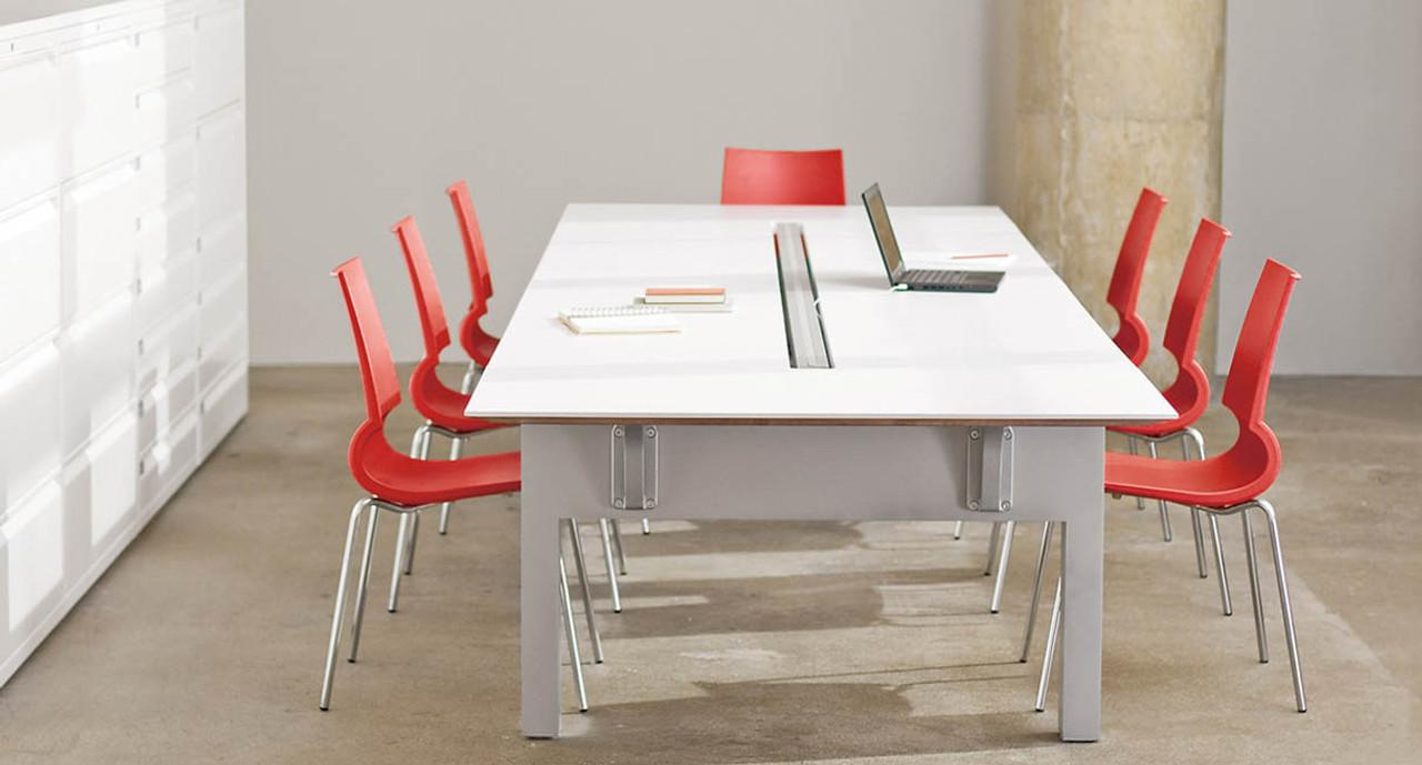 Knoll Gigi Stacking Chair | Shop Knoll Gigi Stacking Chairs