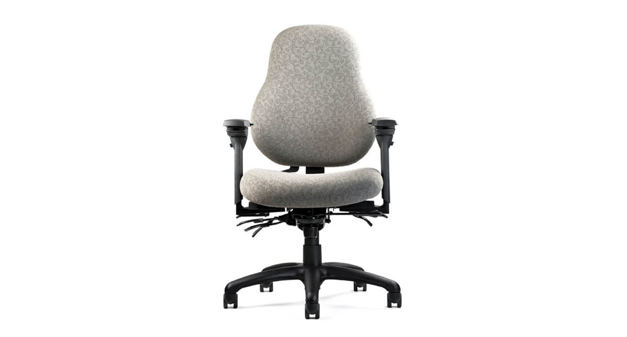 The Neutral Posture 8000 Series Ergonomic Chair features a contoured high back for extraordinary upper back  sc 1 st  The Human Solution & Neutral Posture 8000 Chair | Shop Ergonomic Chairs