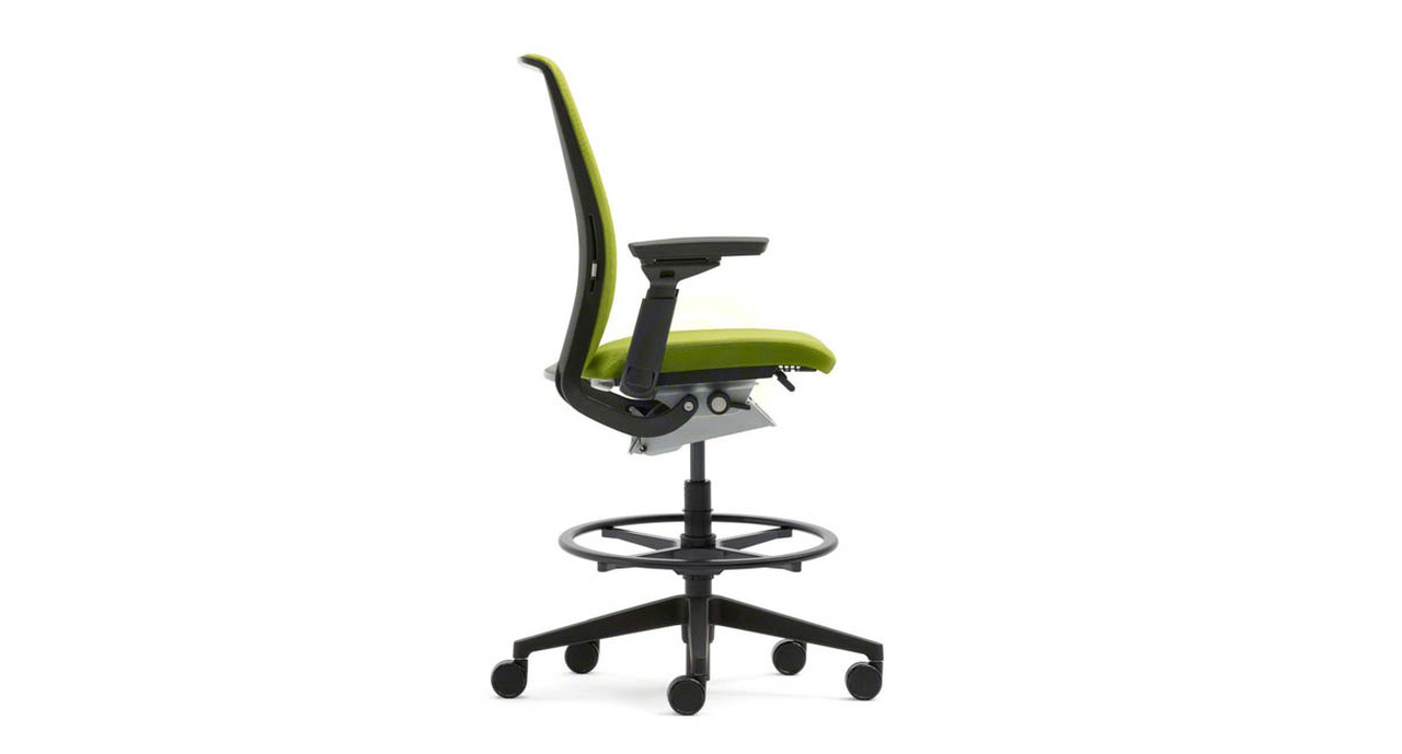Shop Steelcase Think Stools In Fabric At The Human Solution