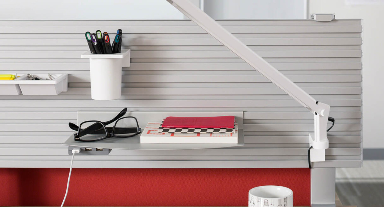 Steelcase Worktools Slatwall Accessory Panel Ws Shop