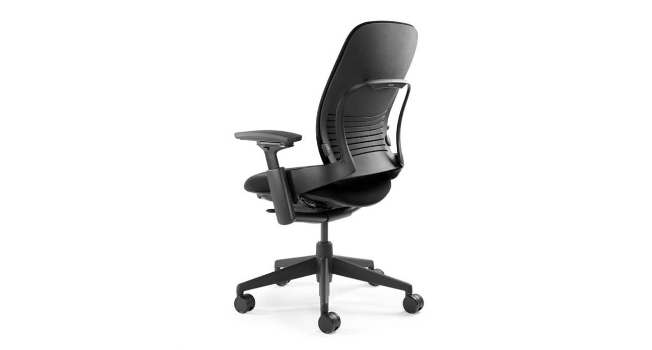 Perfect Intuitive Dial On The Left Side Of The Chair Allows You To Adjust Upper  Back Force