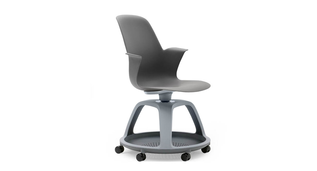 Adjustable Seat Height Makes Working And Learning Comfortable
