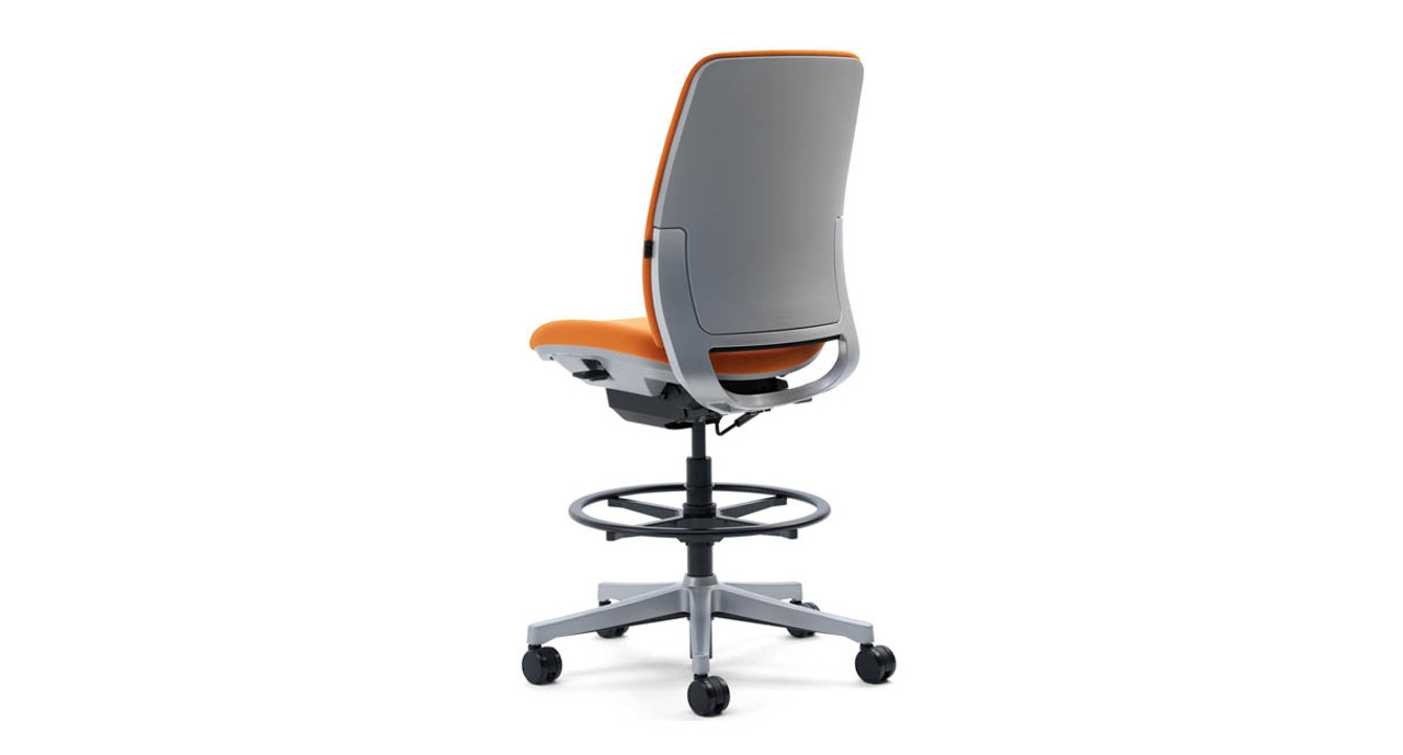 Adjustable seat depth allows for customization of the depth of the seat for maximum comfort  sc 1 st  The Human Solution & Steelcase Amia Drafting Chair | Shop Steelcase Amia Chairs