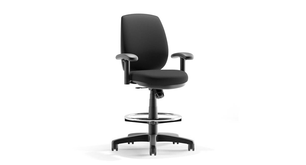 Via Riva Drafting Chair