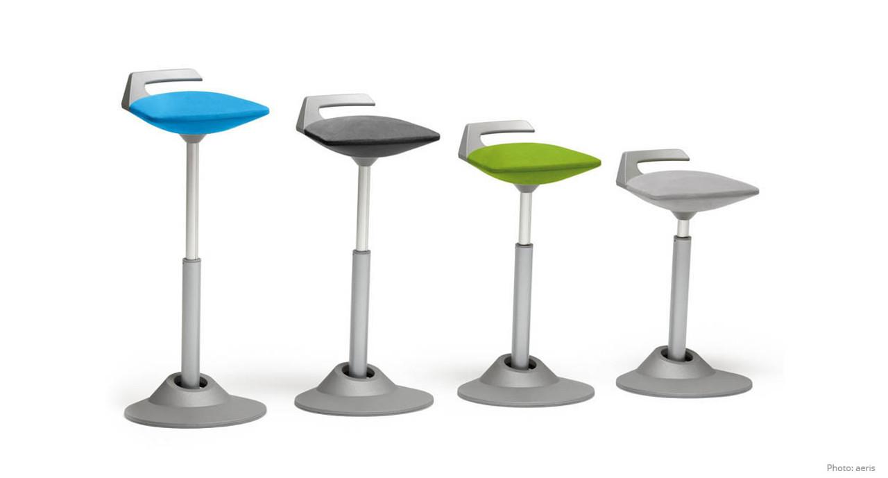 stool ergonomic chair app back standing sit stand blualcredwheels officechairsusa