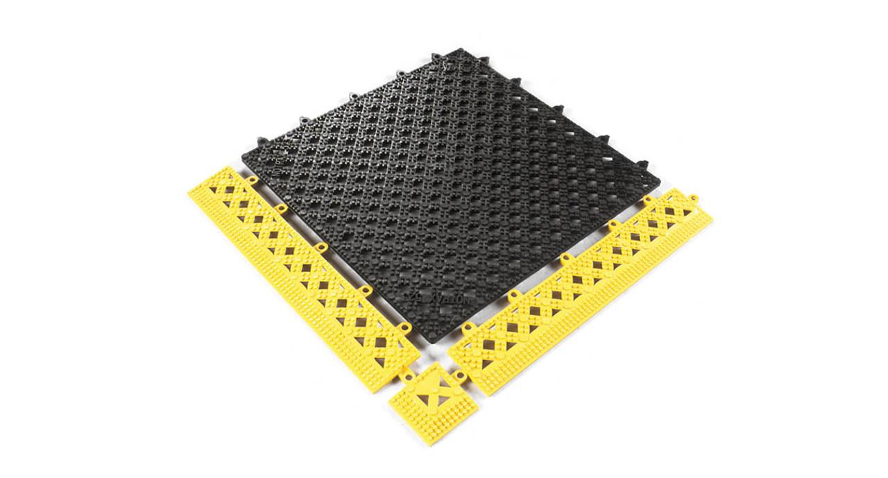 Notrax 523 Modular Lok Tyle Tiles Ramps Shop Notrax Mats