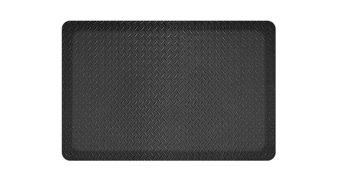 Wearwell 415 916 SpongeCote Diamond Plate Mat Shop Mats