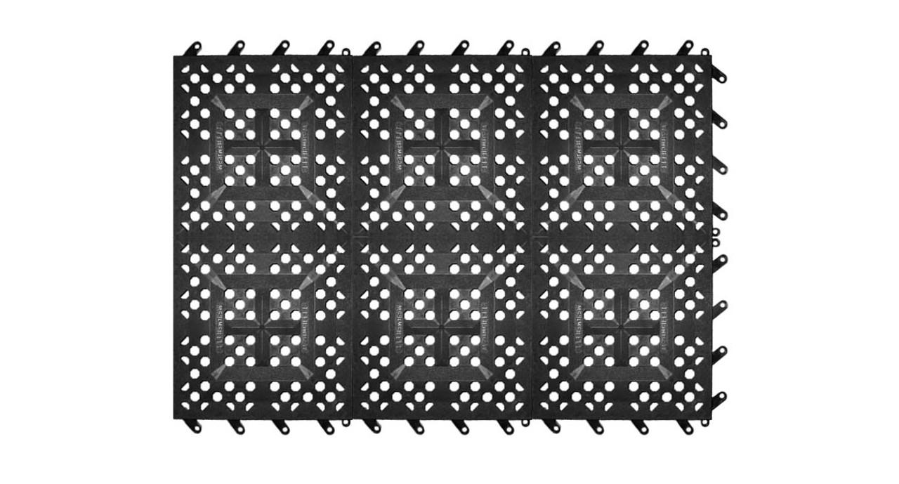 Wearwell 540 Fit Open Grid Functional Interlocking Tile