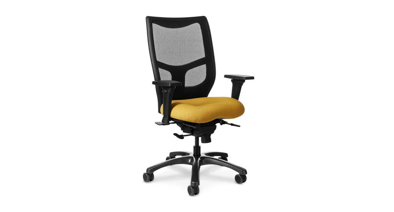 cooling office chair. Cooling Mesh Back Office Chair