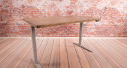 Includes shallower depth or width top options and smaller desk frame brackets