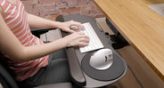 Accessorize your desk with UPLIFT's many ergo-friendly desk tools