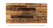 Current Reclaimed Douglas Fir desktop.