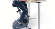 Ergonomic Desk Review: The Benefits of the UPLIFT Bike Desk