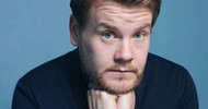 James Corden Tries Out a Walking Desk