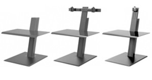 Quickstand Goes Green: The Humanscale Quickstand Eco Desk Converter