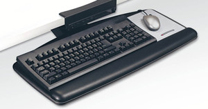 Ergonomic Keyboard Tray Review: 3M's Tool-Free Keyboard Tray