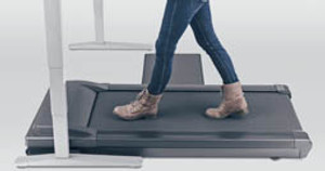 Introducing the UPLIFT Treadmill Desk