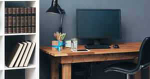 Keyboard Tray Solutions for a Desk That's Giving You Lip