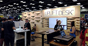 UPLIFT Desk at RTX Austin! Here's Our Recap!