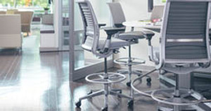 Sit Tall in the Saddle: Drafting Chairs