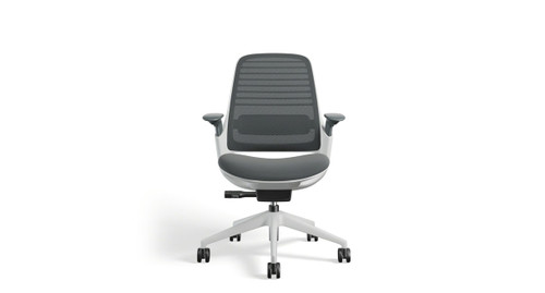 Steelcase Series 1 Task Chair  sc 1 st  The Human Solution & Big and Tall Office Chairs | Shop Ergonomic Chairs