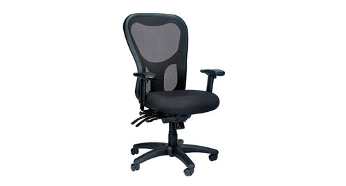 The Eurotech Apollo MM95SL Mesh Chair Features A New And Improved Seat Slider For Additional Comfort