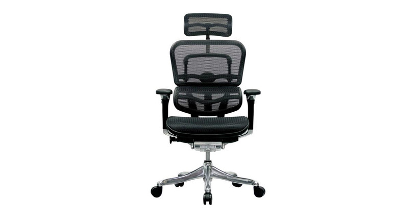 Raynor Ergohuman V2 Chair V200HRBLK  (Discontinued)