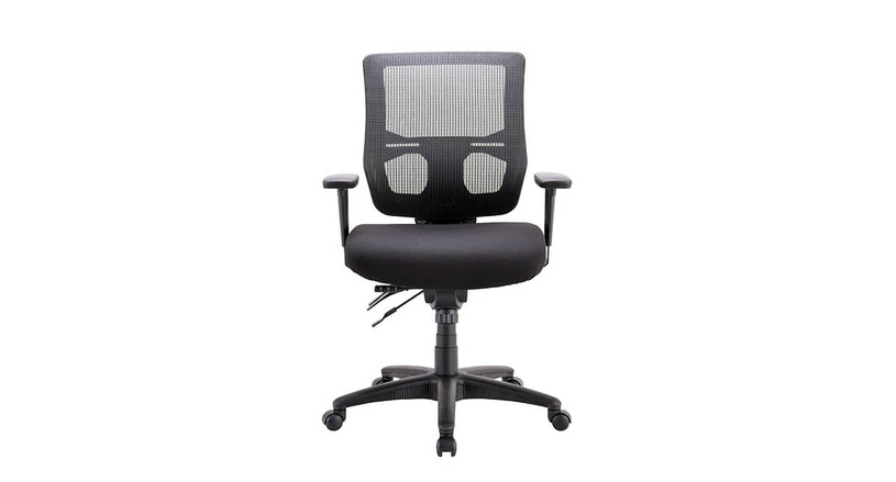 The Raynor Apollo II Multi-Function Mesh Chair gives you a breathable seating experience for more comfortable sitting