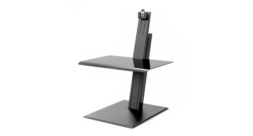Take your monitor to new heights with the Quickstand Eco Height Adjustable Workstation