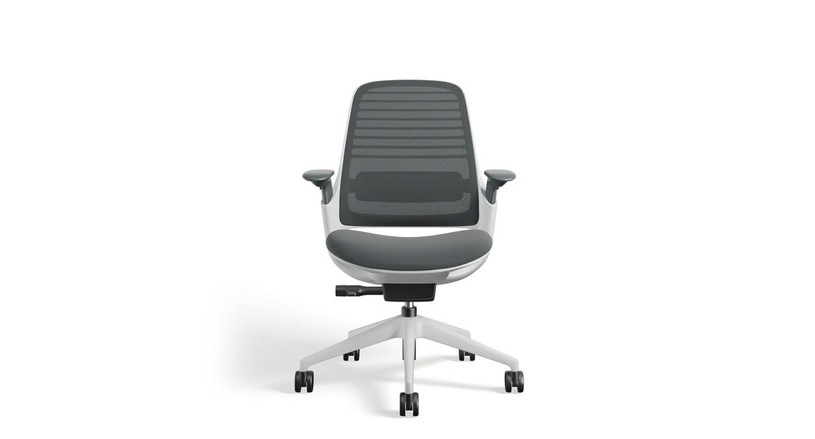 Enjoy more supportive seating with the Series 1 Task Chair