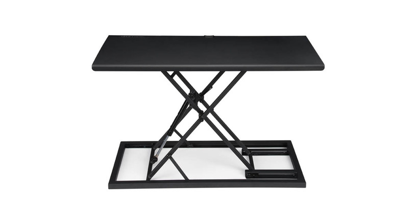 Enjoy work on your level with the E3 Compact Stand Up Desk Converter