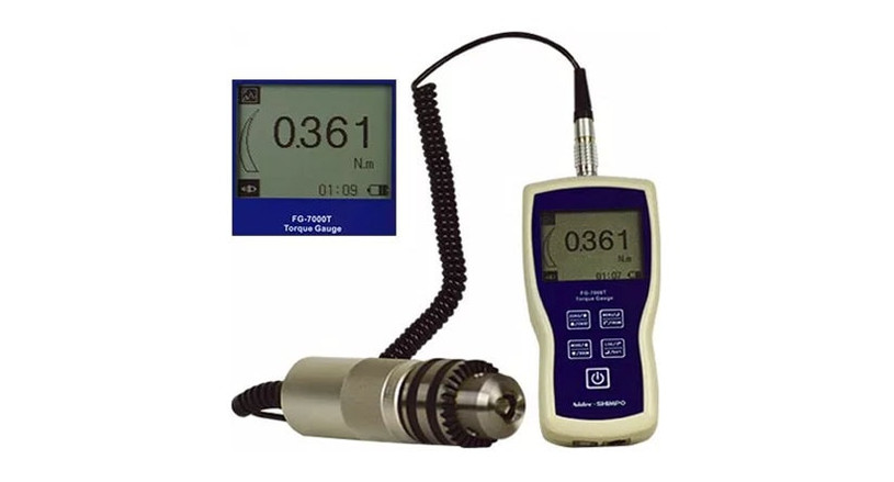 The Shimpo Digital Torque Gauge is available in three different models based on your testing capacity needs.