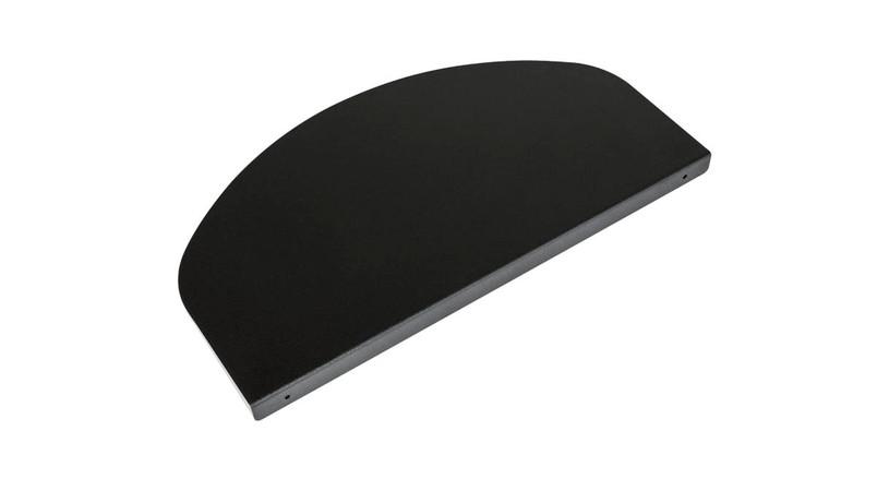 The UPLIFT Corner Sleeve creates more usable desk space on corner or L-shaped desktops