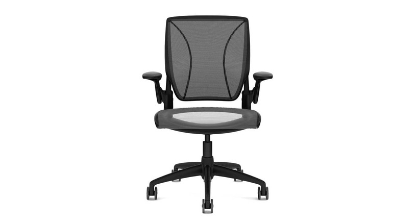 The Humanscale Diffrient World Chair is ready to alter the way you think about office seating