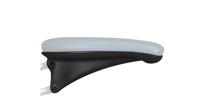 "Humanscale Freedom Chair Replacement Arm Supports fit standard, ""height-adjustable only"" arms"