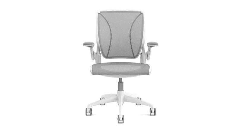 Weight-sensitive recline system delivers fully customizable back and seat support sans manual adjustments or locks