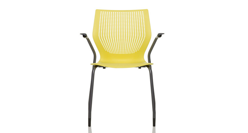 Dynamic seat structure for an active seating experience