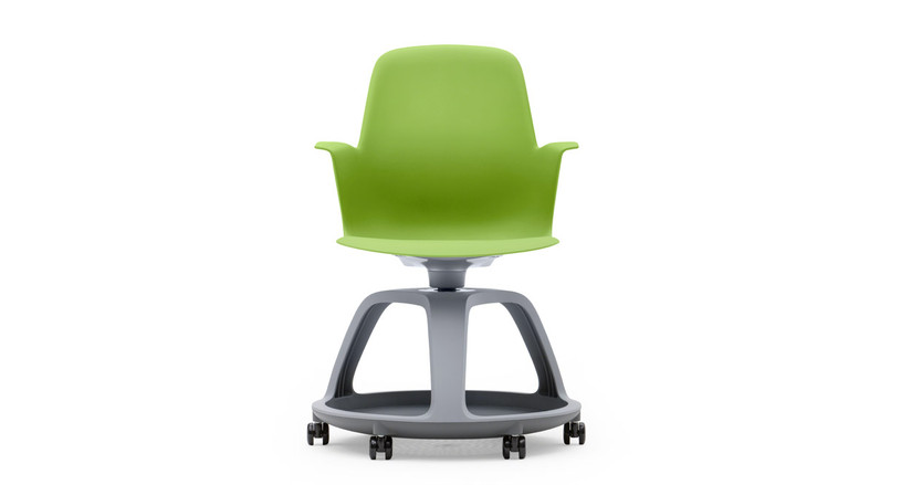 The Steelcase Node Chair comes in a wide range of color options