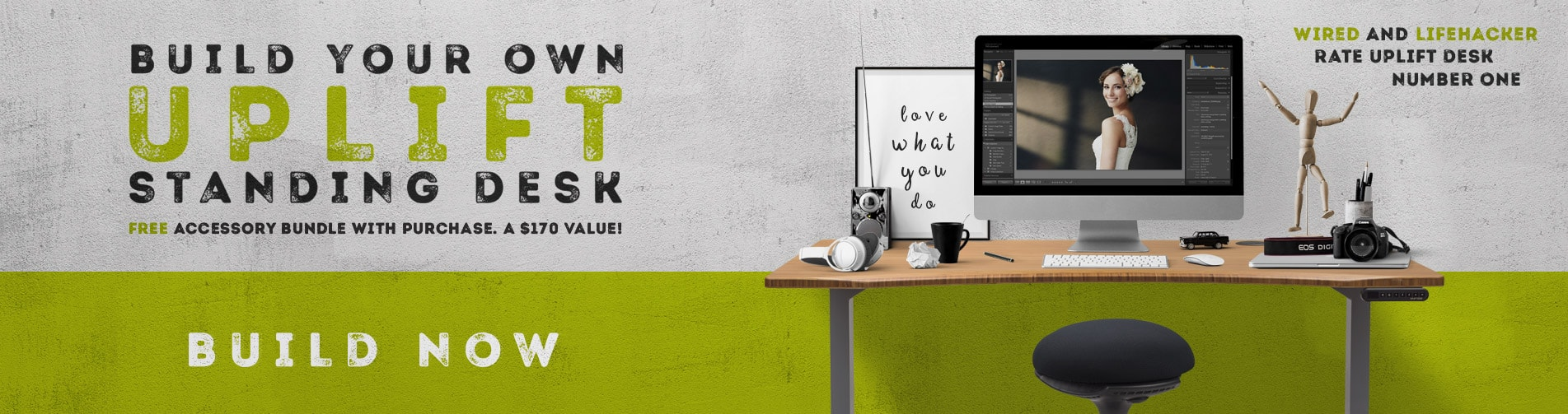 Build Your Own UPLIFT Standing Desk