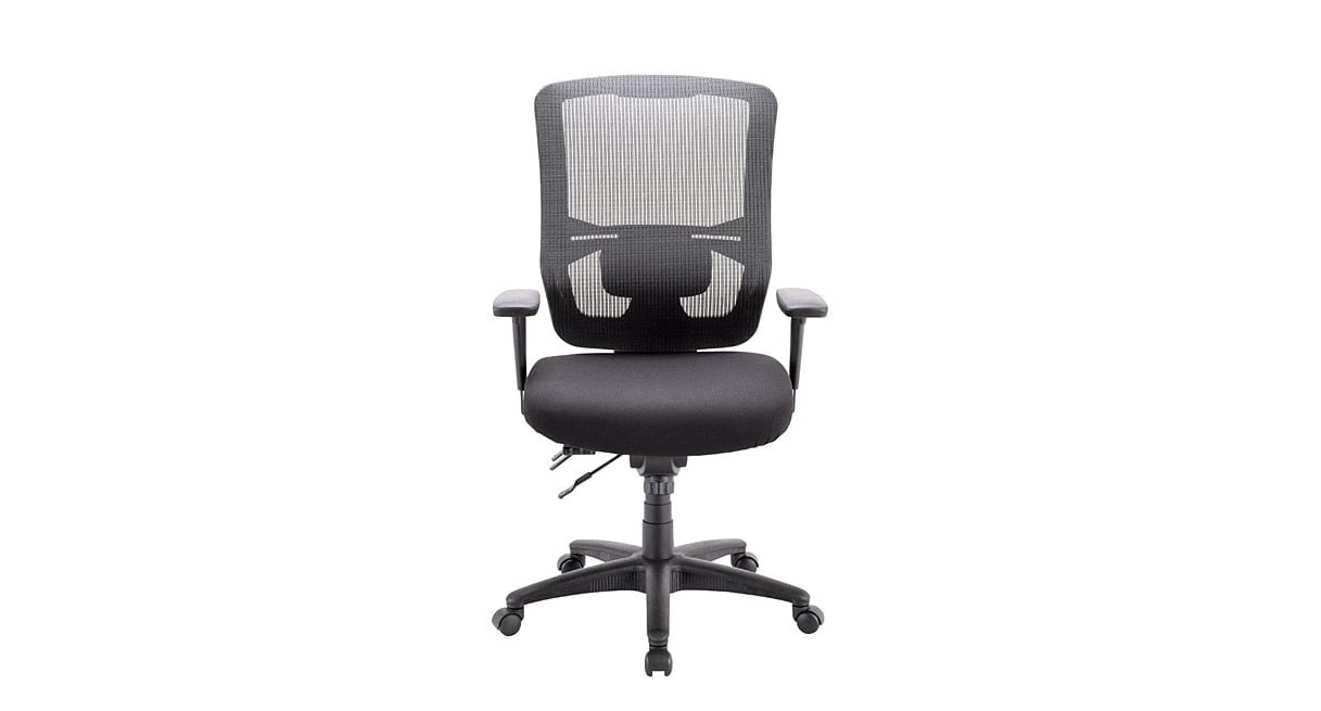 Enjoy better seating with the Apollo II Multi-Function Mesh Back High Back Chair  sc 1 st  The Human Solution & Apollo II Multi-Function Mesh Back High Back Chair MFST5400 | Human ...