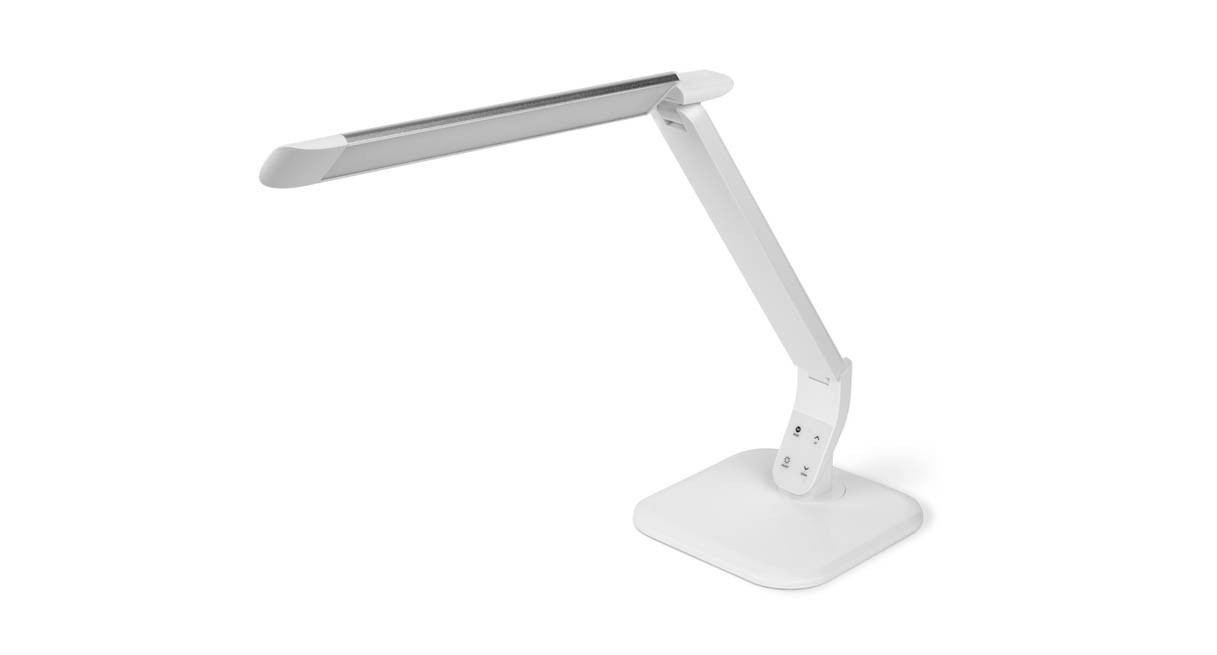 The UPLIFT Desk LED Task Lightu0027s High Performance LED Components Make For A  Concentrated Light Source