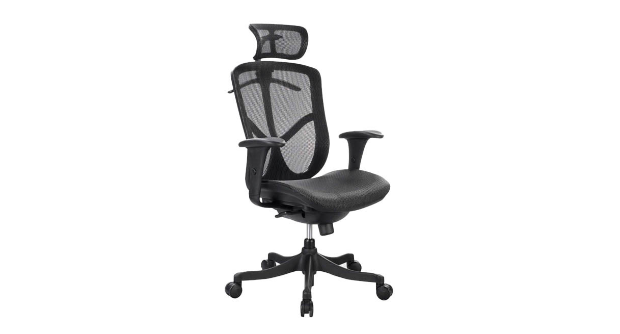 Synchro-tilt with tilt lock so you can lock your seat in a position that  sc 1 st  The Human Solution & Eurotech Fuzion FUZ6B-HI High Back Mesh Ergonomic Chair