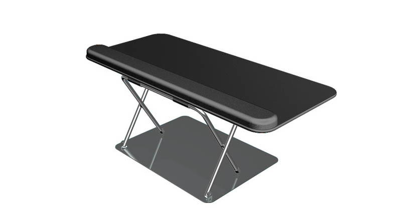 shop sit stand scissor lift keyboard platforms. Black Bedroom Furniture Sets. Home Design Ideas