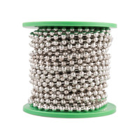 Ball Chain -  2.4mm - Nickel