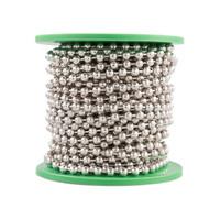 Ball Chain -  3.2mm - Nickel
